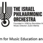 th israel philharmonic orchestra and keynote logos